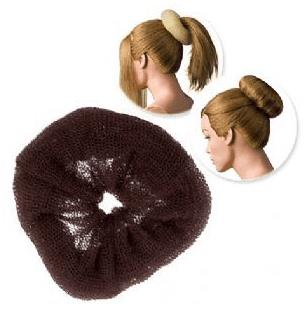 Dress Me Up Regular Brown Hair Donut - Extra Large