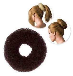 Dress Me Up Regular Brown Hair Donut - Medium 11g