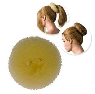 Dress Me Up Thick Blonde Hair Donut 11 - Small