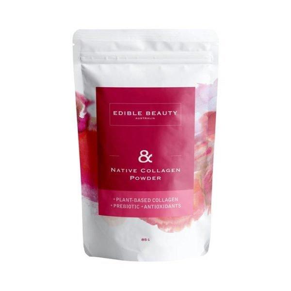 Edible Beauty Native Plant-Based Collagen Powder 85g