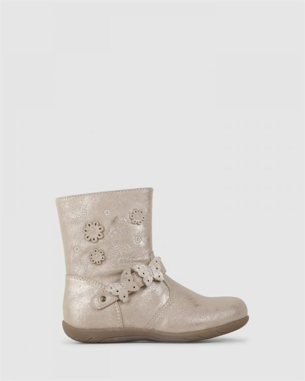 Effy Enchanted Boot Gold Shimmer