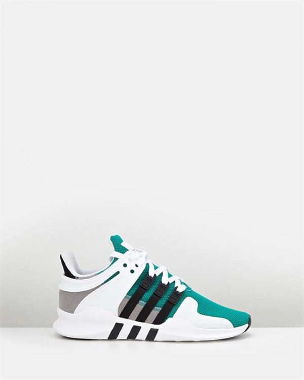 Eqt Support Adv J Gs Green/Black/White
