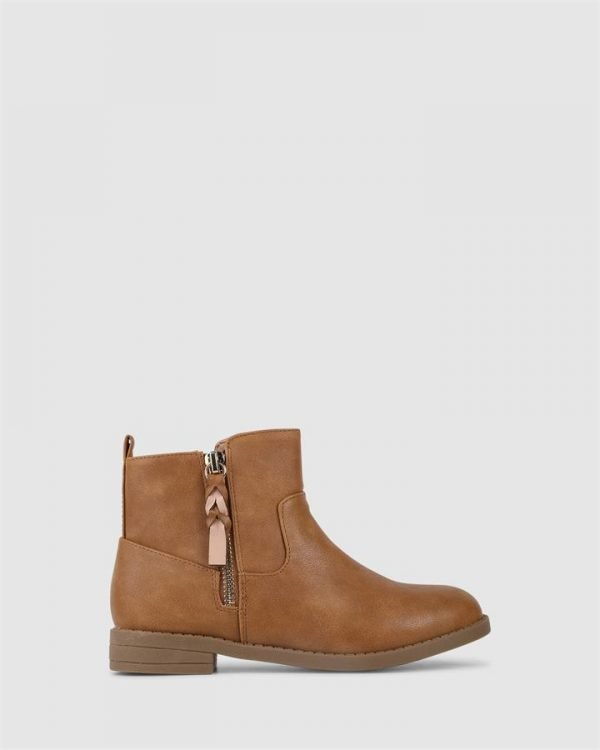 Estie Boot Tan