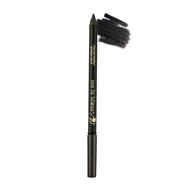 Eye of Horus Charcoal Obsidian Pencil