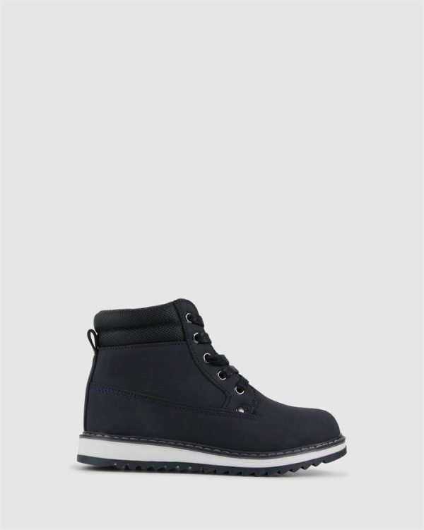 Ezekiel Boot Navy