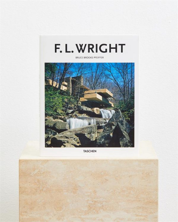 F. L. Wright (Taschen's Basic Art Series 2.0) by Bruce Brooks Pfeiffer - Bed Threads
