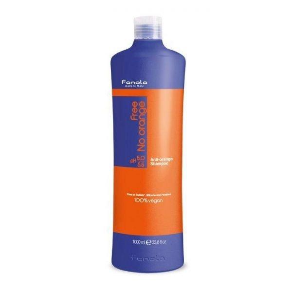 Fanola No Orange Shampoo 1000ml - 100% Vegan
