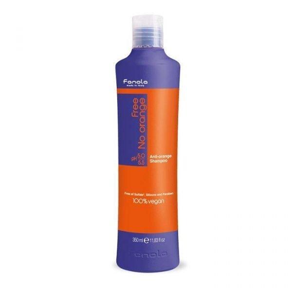 Fanola No Orange Shampoo 350ml - 100% Vegan