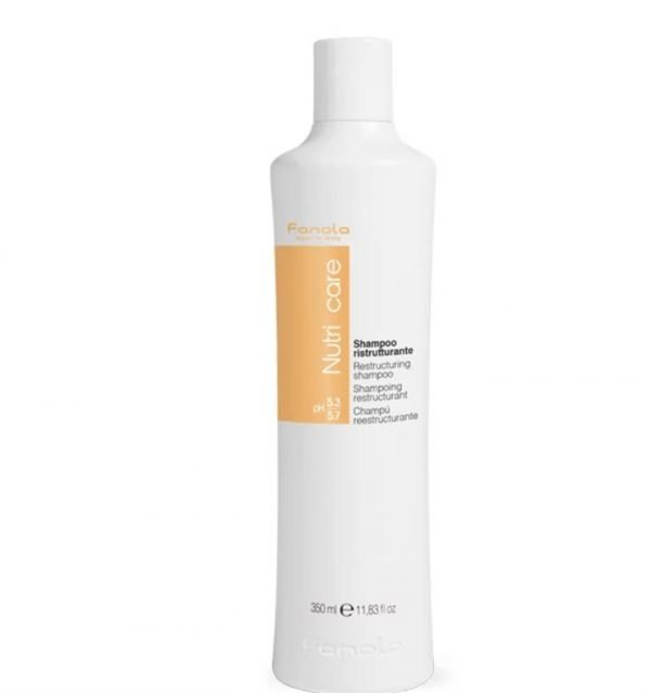 Fanola Nutricare Restructuring Shampoo 350ml