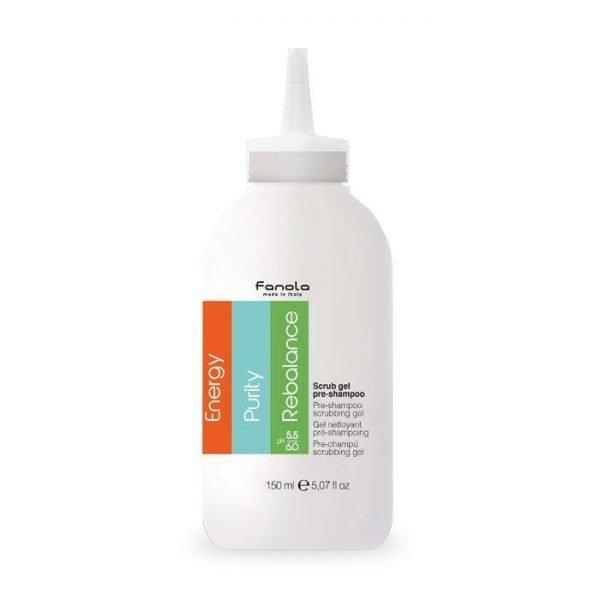 Fanola Pre-Shampoo Scrubbing Gel 150ml