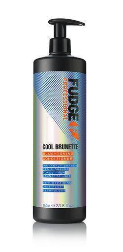 Fudge Cool Brunette Blue-Toning Conditioner 1000ml