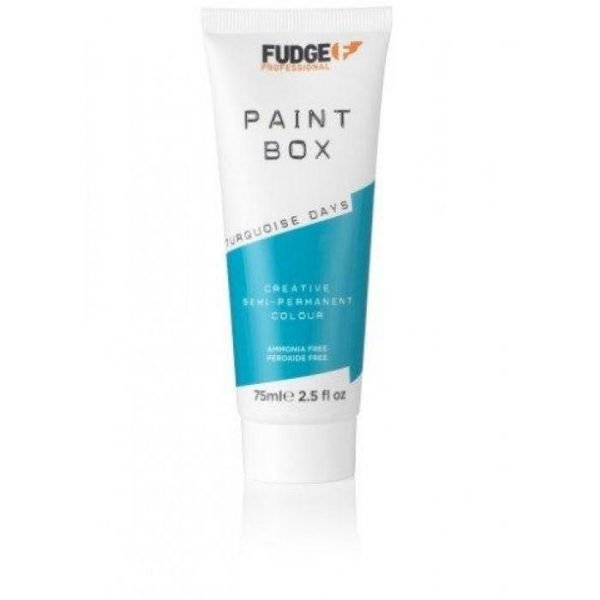 Fudge Paintbox Turquoise Days 75ml