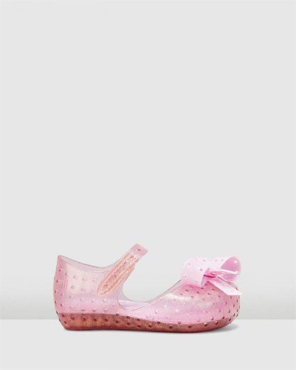 Furadinha Xi Pink Translucent