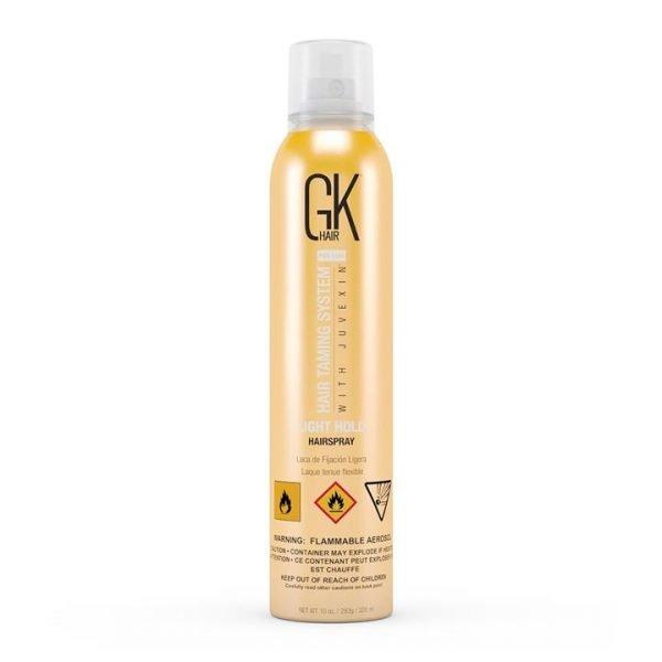 GK Hair Light Hold Hairspray 320ml