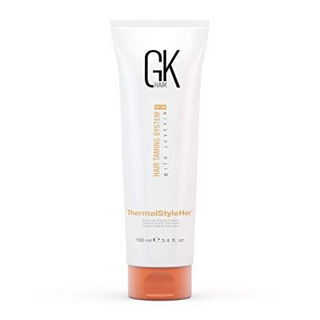 GK Hair ThermalStyleHer Thermal Styling Cream 100ml