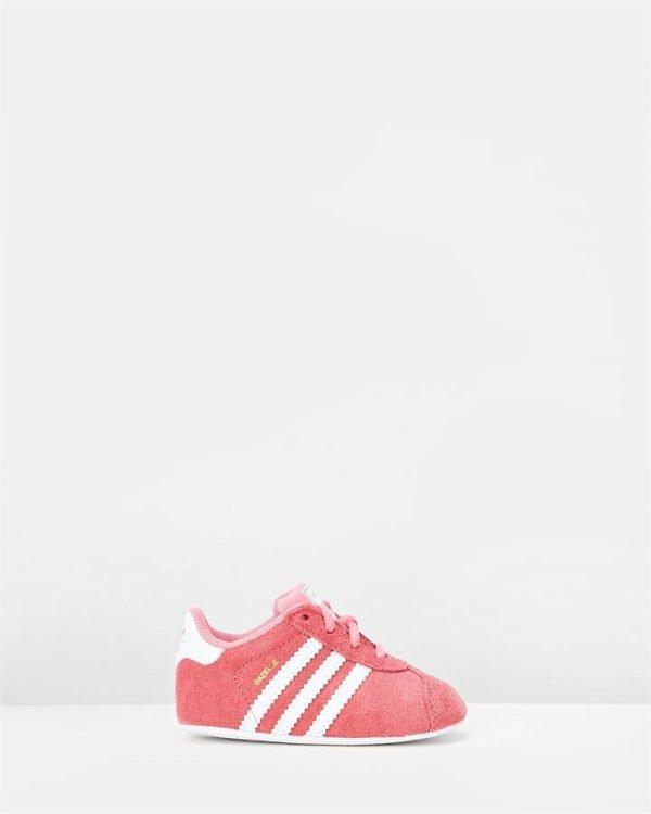 Gazelle Crib G Pink/White