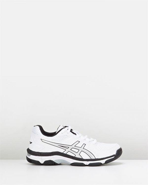 Gel 540 Tr Gs B White/Silver/Black