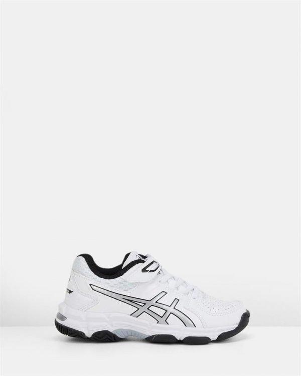 Gel 540 Tr Ps B White/Silver/Black