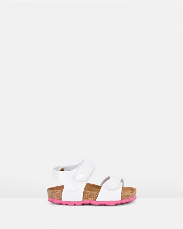 Giggle White/Pink