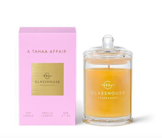 Glasshouse A TAHAA AFFAIR Candle 60g