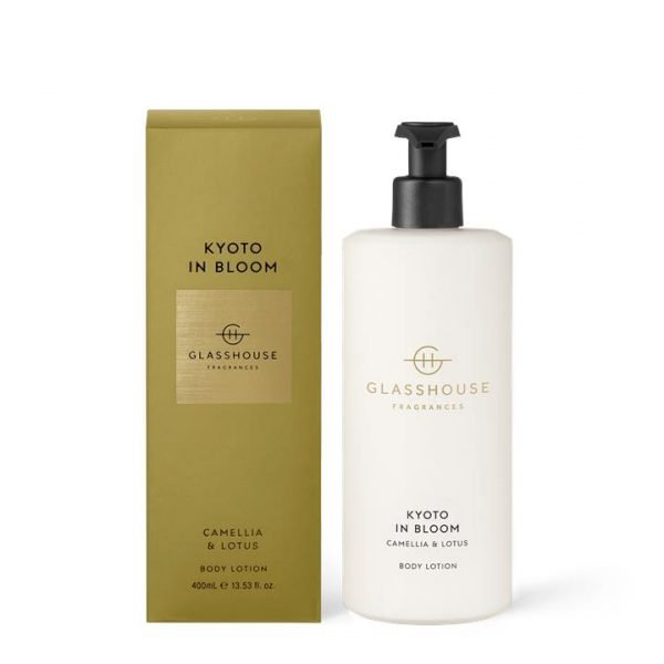 Glasshouse KYOTO IN BLOOM Body Lotion 400ml