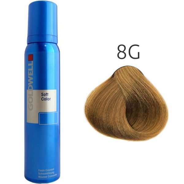 Goldwell Colorance Soft Color 8G Gold Blonde 120g
