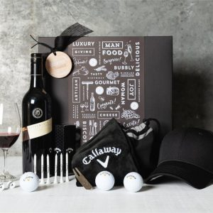 Golf and Wine Appreciation Hamper