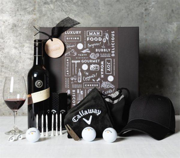 Golf and Wine Appreciation Hamper