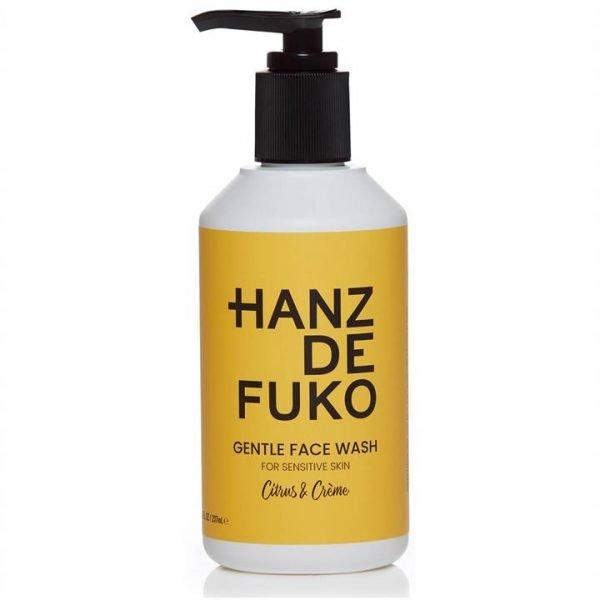 Hanz De Fuko Gentle Face Wash for Sensitive Skin - Citrus Crème 237ml