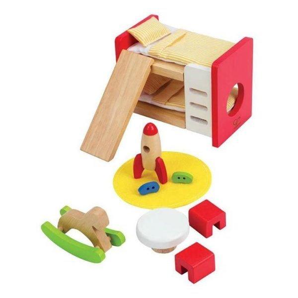 Hape All Seasons Dollhouse Children's Room