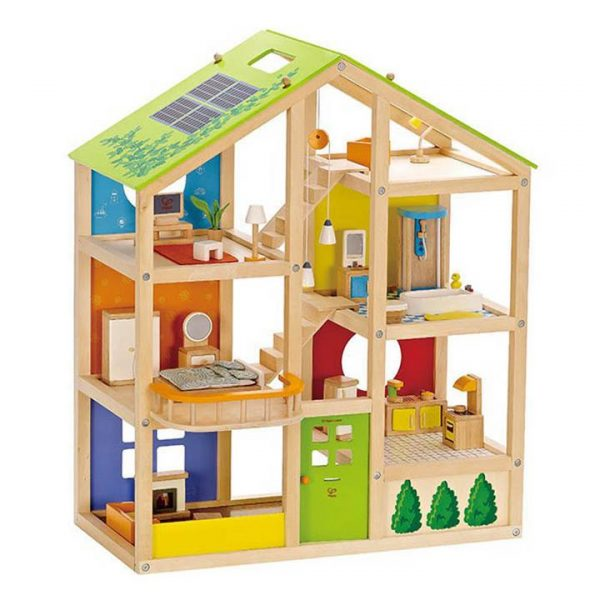 Hape All Seasons Dolls house