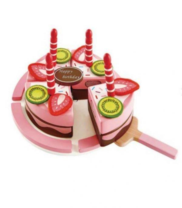 Hape Double Flavored Birthday Cake