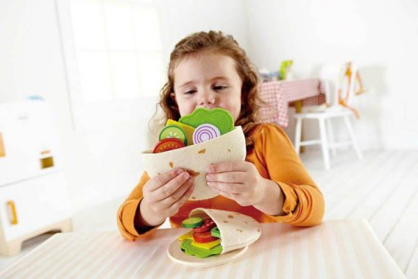 Hape Healthy Gourmet Pita Pocket