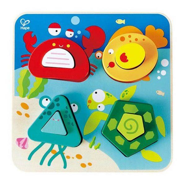 Hape Underwater Escapade Puzzle