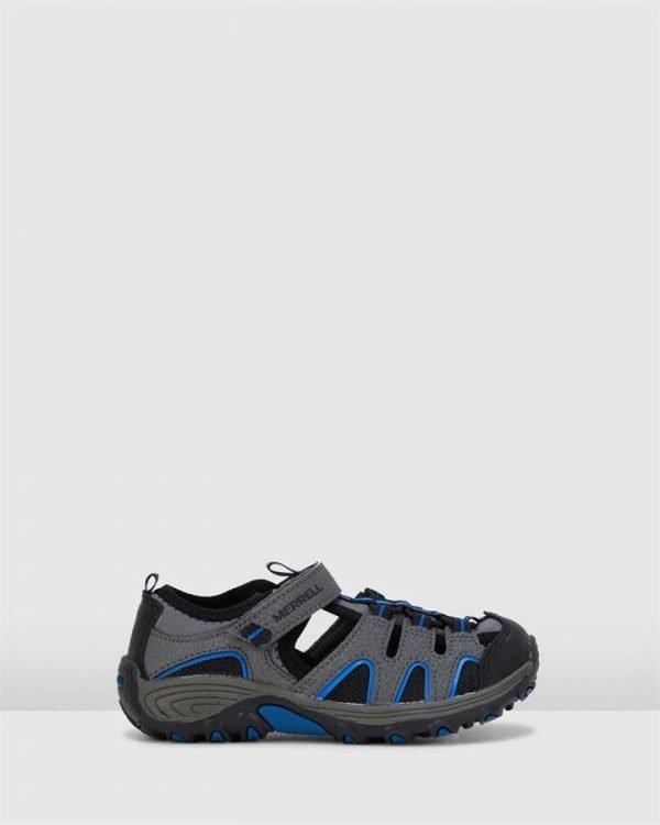 Hydro H2 O Hiker Sandal B Grey/Royal