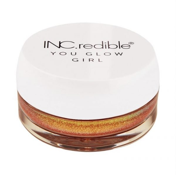 INC.redible You Glow Girl Iridescent Jelly Show Glow - Pearl White 9.35g