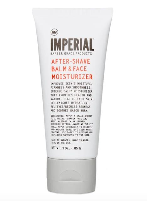 Imperial Aftershave Balm and Face Moisturiser 85g