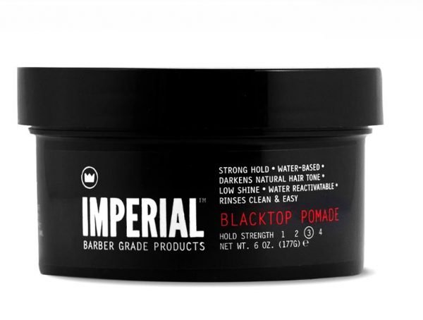 Imperial Black Top Pomade 177ml