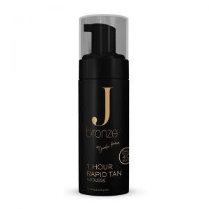 Jbronze 1 Hour Rapid Tan Mousse 150ml