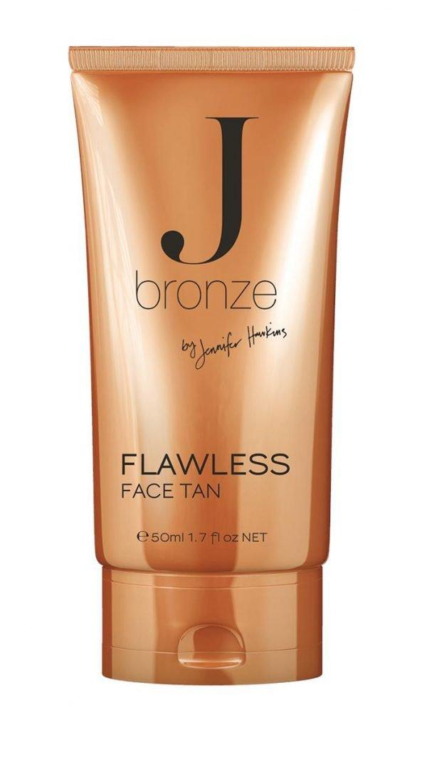 Jbronze Flawless Face Tan 50ml