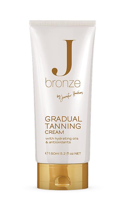 Jbronze Gradual Tanning Cream 150ml