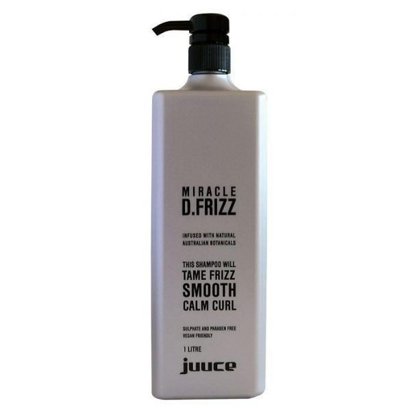 Juuce Miracle D.Frizz Shampoo 1000ml