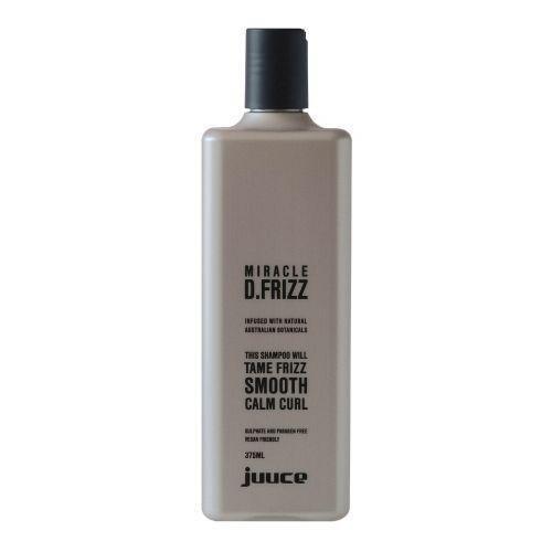 Juuce Miracle D.Frizz Shampoo 375ml