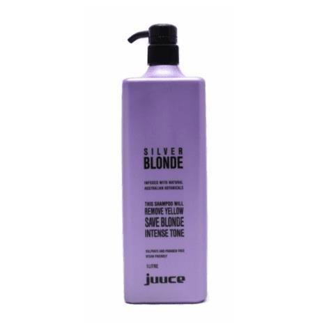 Juuce Silver Blonde Shampoo 1000ml