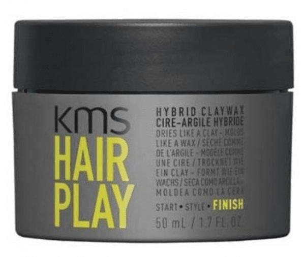 KMS Hair Play Hybrid Claywax 50ml