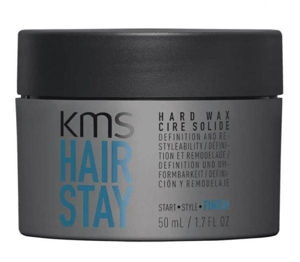 KMS Hair Stay Hard Wax 50ml