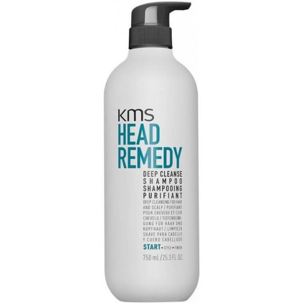 KMS Head Remedy Deep Cleanse Shampoo 750ml