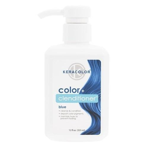 Keracolor Color Clenditioner Colour Shampoo Blue 355ml