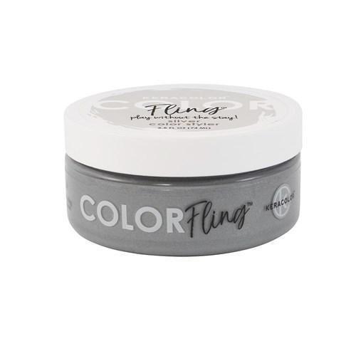 Keracolor Color Fling Silver 74ml