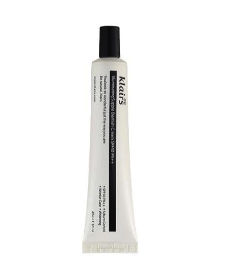 Klairs Illuminating Supple Blemish Cream SPF40 PA++ 40ml